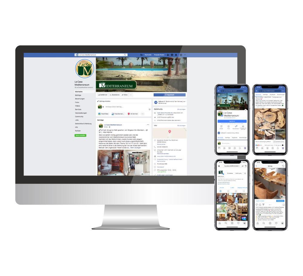 Casa Mediterraneum_Referenz_Social Media_new face Media