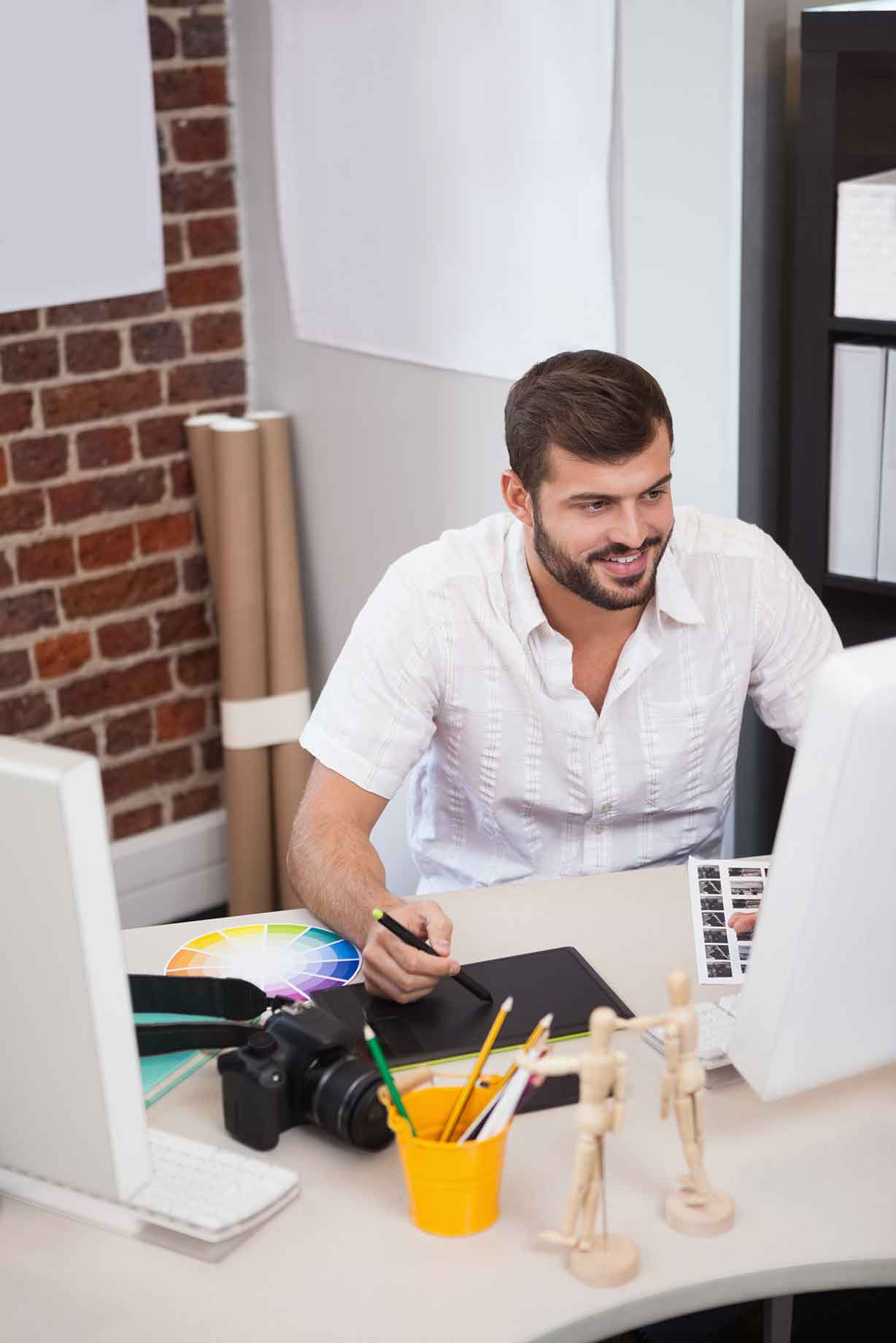 Webdesigner Job